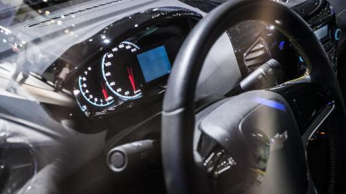 фото панели приборов Chevrolet Niva 2 2015-2016
