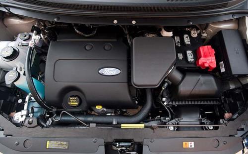 фото двигателя Форд Эдже 2015