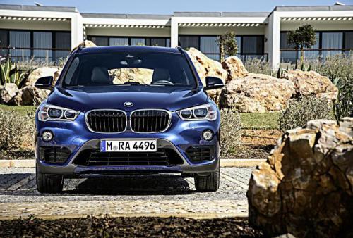 фотографии BMW X1 2016