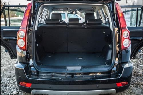 фото багажника Great Wall Hover H3 2015