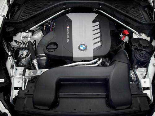 фото двигателя БМВ Х3 и Х4 М - пакет
