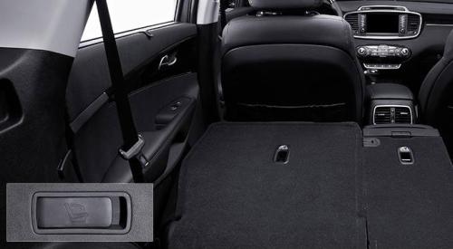 фото багажника нового КИА Соренто