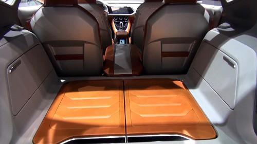 фото багажника SEAT 20V20 2015-2016