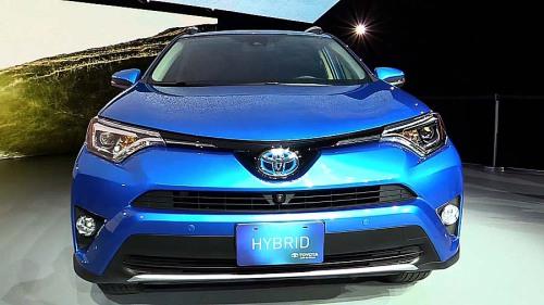 фото Toyota RAV4 2015-2016
