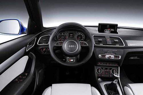 foto Audi Q3 2015-2016