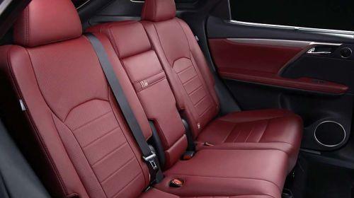 фото салона Lexus RX350 2016