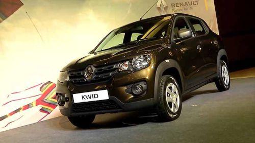фото Renault Kwid 2015-2016 new