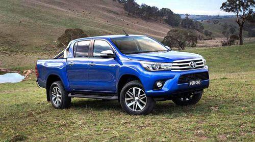 фото новой Toyota Hilux 2016 года