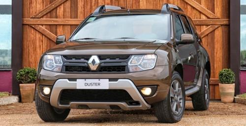 фото нового Renault Duster 2015-2016