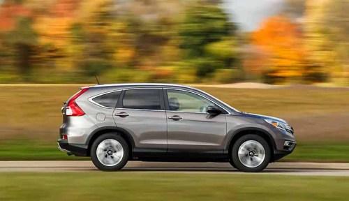 фото нового Хонда ЦРВ 2015-2016