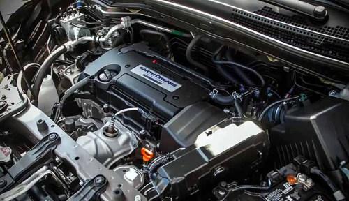фото двигателя Хонда СРВ 2015-2016