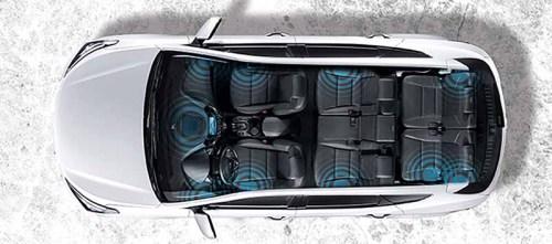 фото салона Hyundai Santa Fe 2016