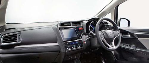 фото панели приборов Honda BR-V