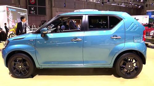 фото экстерьера Suzuki Ignis 2016