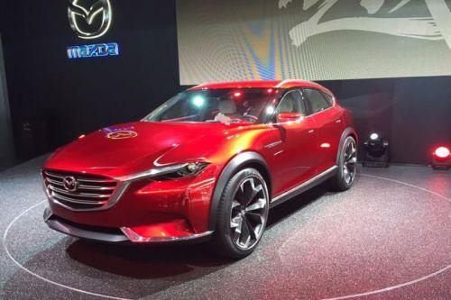 фото Mazda Koeru 2016