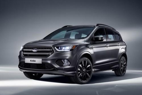 фото Ford Kuga 2016-2017