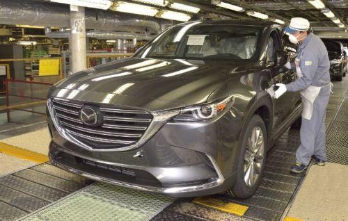 фото Mazda CX-9 2016-2017