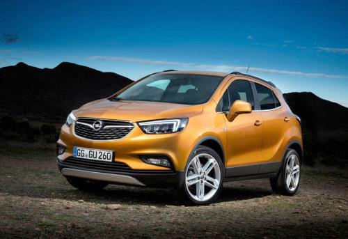 фото Opel Mokka 2017