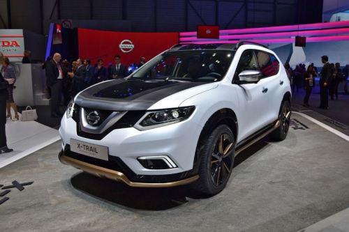 фото Nissan X-Trail Premium