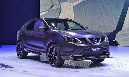 фото Nissan Qashqai Premium