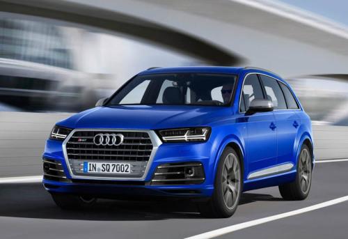 Audi q7 2017 модельного года: рестайлинг новой модели Ауди Кью 7, фото, характеристики, видео