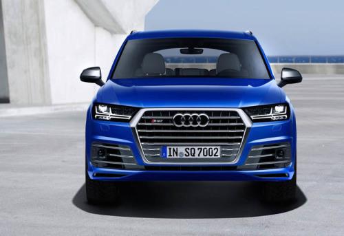 фото Audi SQ7 TDI