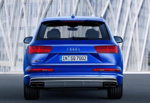 фотографии Audi Q7 S 2016