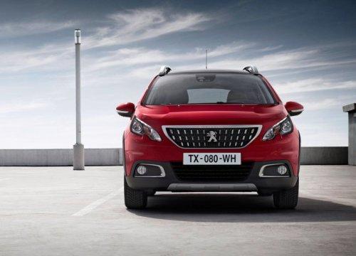 фото Peugeot 2008 2016-2017