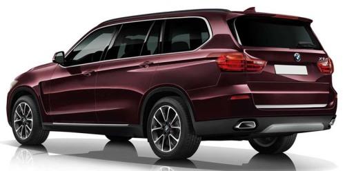 фото нового BMW X7