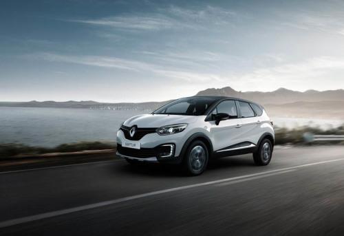 фото Renault Kaptur 2016-2017 года
