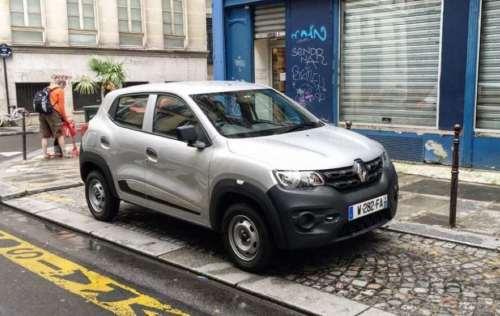Компакт Renault KWID