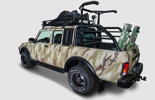 Охотничий пикап Lada 4×4