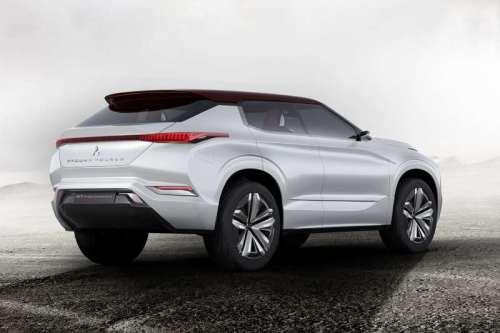 Mitsubishi GT-PHEV Concept - вид сзади