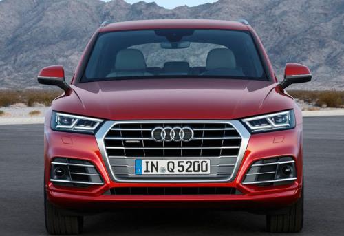 Foto Audi Q5 2017-2018