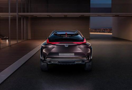 foto  Lexus UX 2016