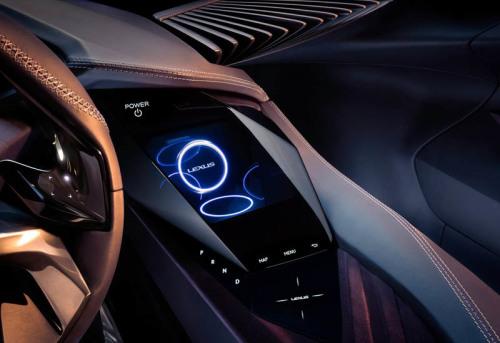 фотографии Lexus UX 2016 года