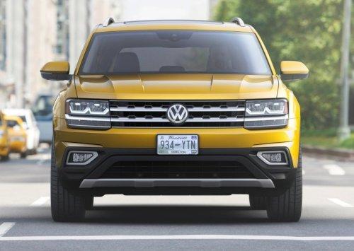 foto Volkswagen Atlas