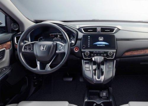 фото панели приборов Honda CR-V 5