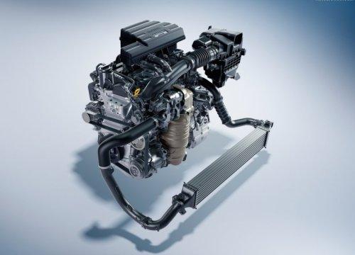 фото двигателя Honda CR-V 5-го поколения