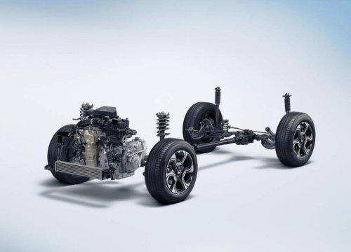 фото обновленной Honda CR-V 2017-2018