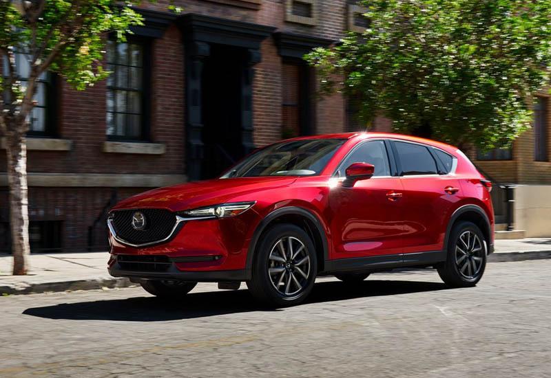 Mazda CX-5 2017 – обновление популярного кроссовера