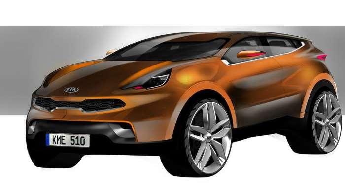 Kia Stonic — новое «слово» в сегменте SUV Кореи