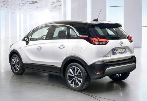 foto Opel Crossland X 2018
