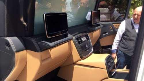 SUV Maybach Landaulet