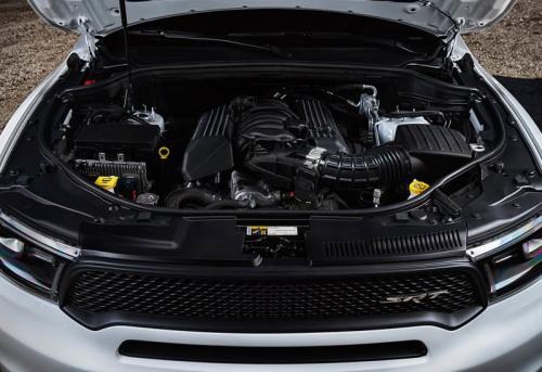 фото двигателя Dodge Durango SRT 2017-2018