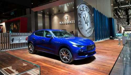 Maserati Ermenegildo Zegna