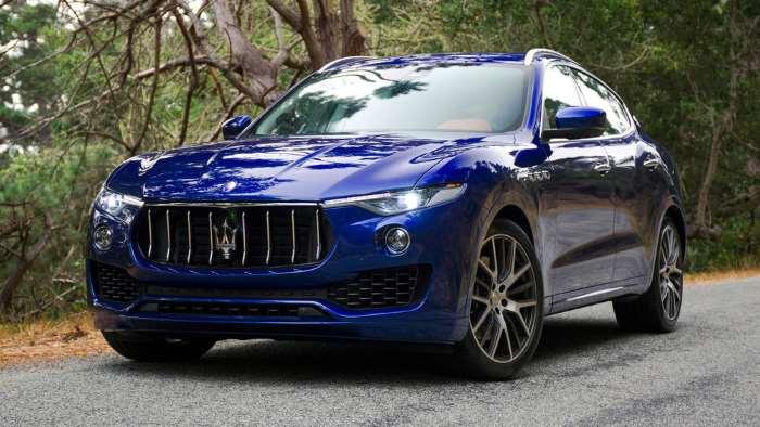 В США Maserati отзывает более 3 тысяч кроссоверов Levante