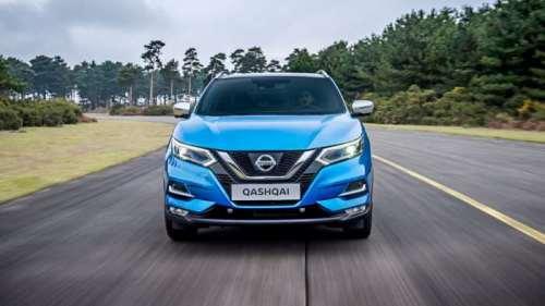 фото Nissan Qashqai 2017-2018