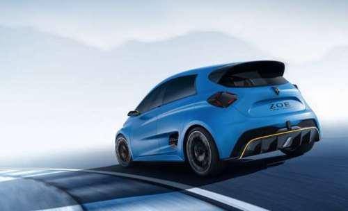 Renault Zoe Sport