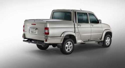 UAZ truck